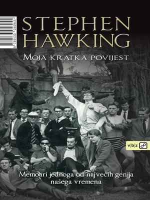 cover image of Moja kratka povijest