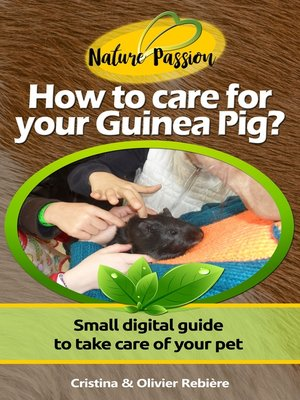 cover image of How to care for your Guinea Pig?