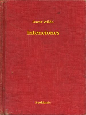 cover image of Intenciones