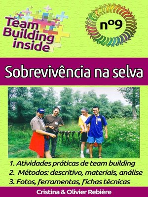 cover image of Team Building inside n°9 - Sobrevivência na selva