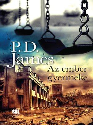 cover image of Az ember gyermeke