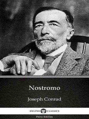cover image of Nostromo by Joseph Conrad