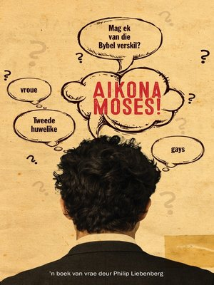 cover image of Aikôna Moses!