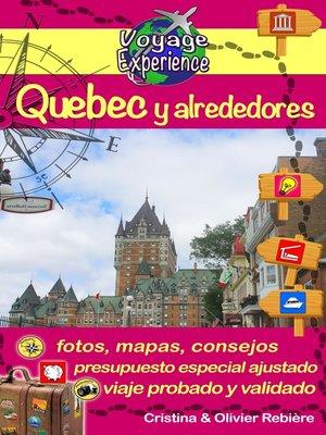 cover image of Quebec y alrededores