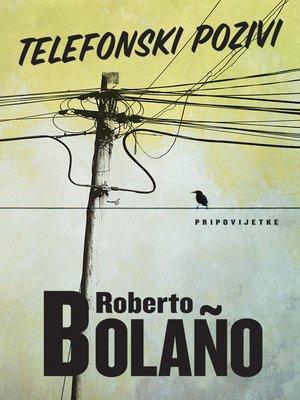 cover image of Telefonski pozivi