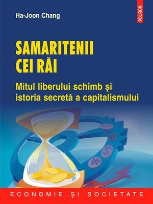 cover image of Samaritenii cei răi