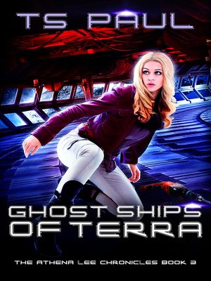 cover image of Ghost Ships of Terra