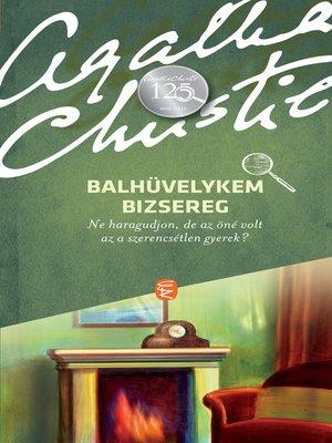 cover image of Balhüvelykem bizsereg