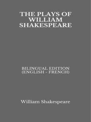 cover image of Shakespeare's Plays