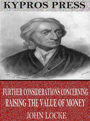 cover image of Further Considerations Concerning Raising the Value of Money