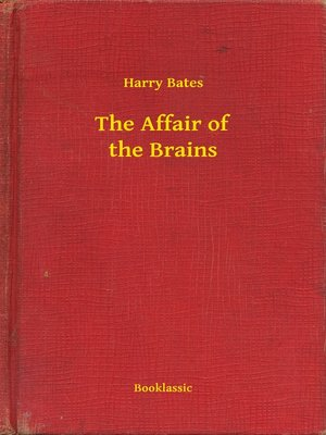 cover image of The Affair of the Brains