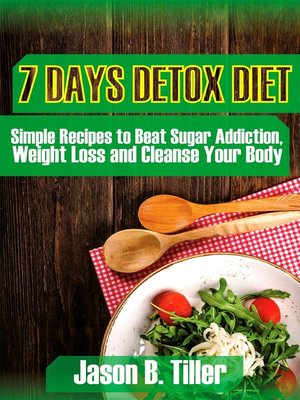 cover image of 7 Days Detox Diet