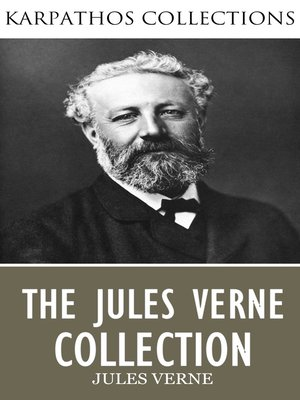 cover image of The Jules Verne Collection
