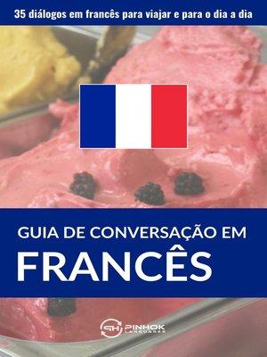 cover image of Guia de conversação em francês