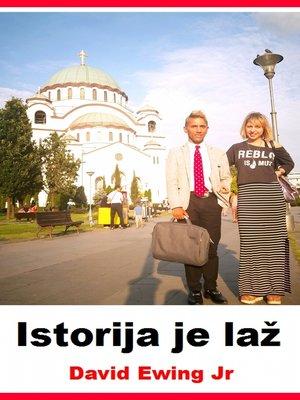 cover image of Istorija je laž