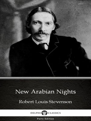 cover image of New Arabian Nights by Robert Louis Stevenson