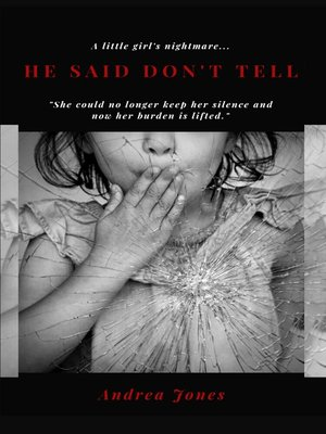 cover image of He Said Don't Tell