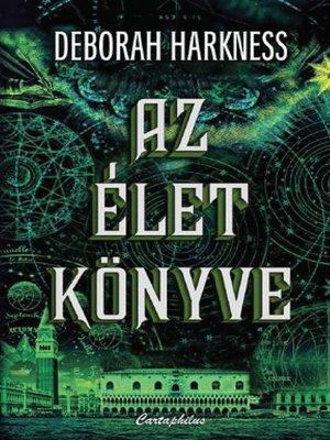 cover image of Az élet könyve