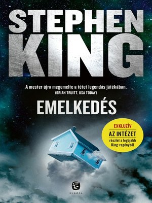 cover image of Emelkedés