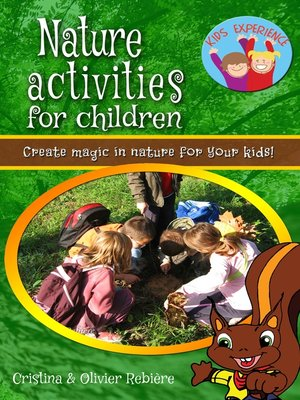 cover image of Nature activities for children