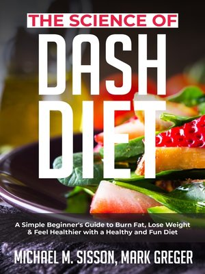 cover image of The Science of Dash Diet