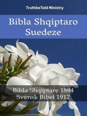 cover image of Bibla Shqiptaro Suedeze