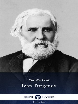 cover image of Delphi Works of Ivan Turgenev
