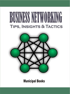 cover image of Buisness Networking