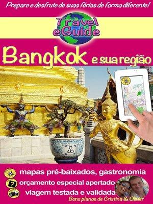 cover image of Travel eGuide: Bangkok e sua região