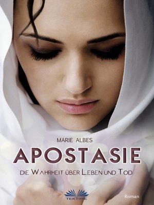cover image of Apostasie