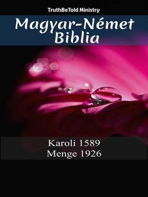 cover image of Magyar-Német Biblia