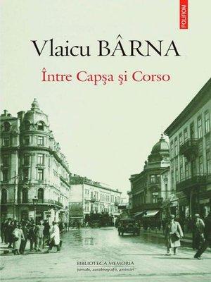 cover image of Între Capșa și Corso