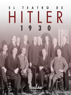 cover image of 1930