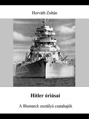 cover image of Hitler óriásai