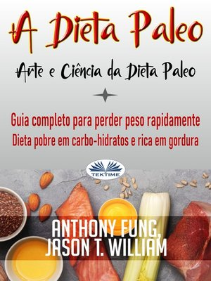 cover image of A Dieta Paleo--Arte E Ciência Da Dieta Paleo