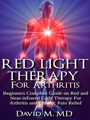 cover image of Red Light Therapy For Arthritis