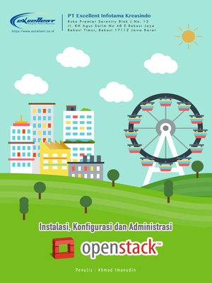 cover image of Instalasi, Konfigurasi & Administrasi Openstack
