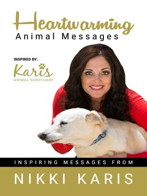 cover image of Heartwarming Animal Messages