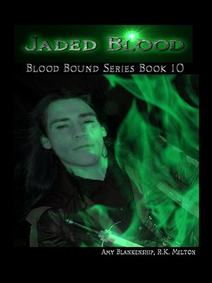cover image of Jaded Blood (Blood Bound Book 10)
