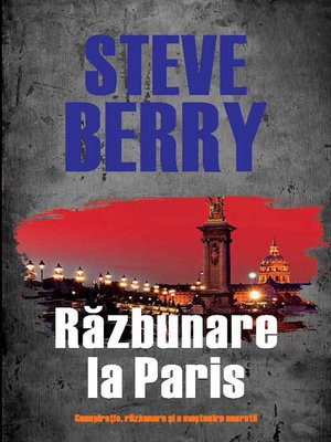 cover image of Răzbunare la Paris