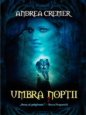 cover image of Umbra nopții