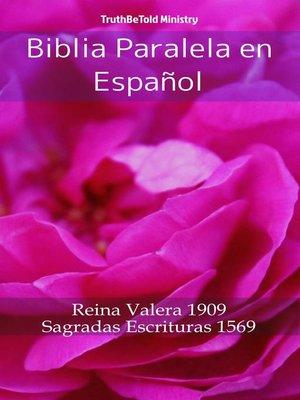 cover image of Biblia Paralela en Español