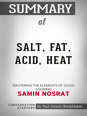 cover image of Summary of Salt, Fat, Acid, Heat