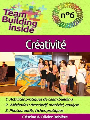 cover image of Team Building inside n°6--Créativité