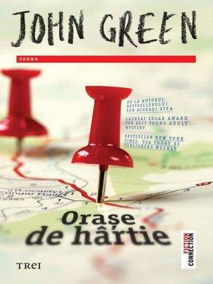 cover image of Orașe de hârtie