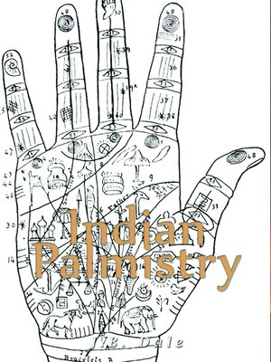 cover image of Indian Palmistry (Illustrated)