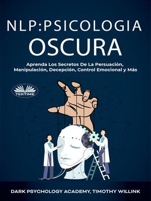 cover image of NLP Psicología Oscura