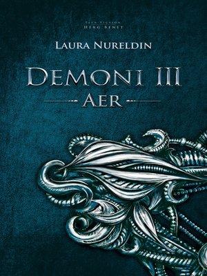 cover image of Demoni. Volume 3
