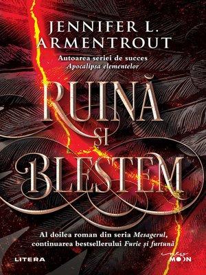 cover image of Ruină și blestem