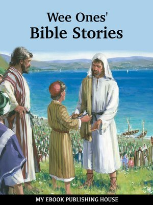 cover image of Wee Ones' Bible Stories